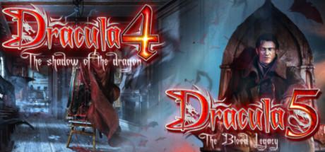 Pack Dracula 4/5